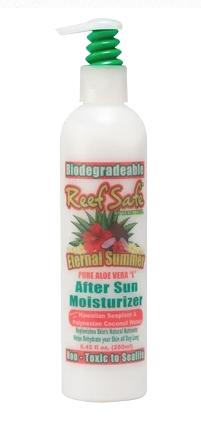 ReefSafe - Biodegradable Eternal Summer Aloe After Sun Moisturizer