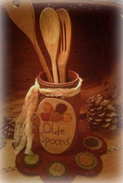 Olde Spoons