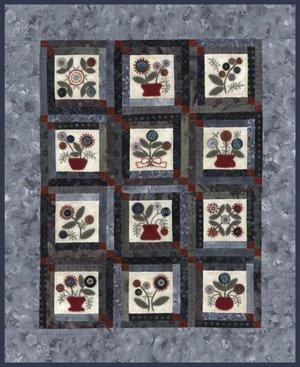 Kari Anne's Garden of Buttons