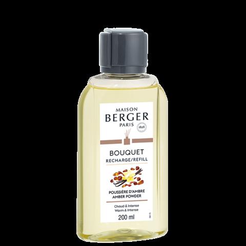 Amber Powder 200ml Reed Diffuser Refill