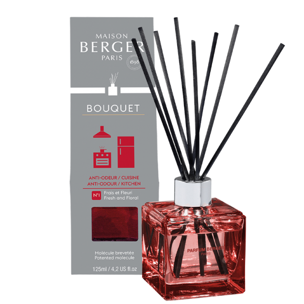 Anti-Odor Kitchen Fresh & Floral Reed Diffuser