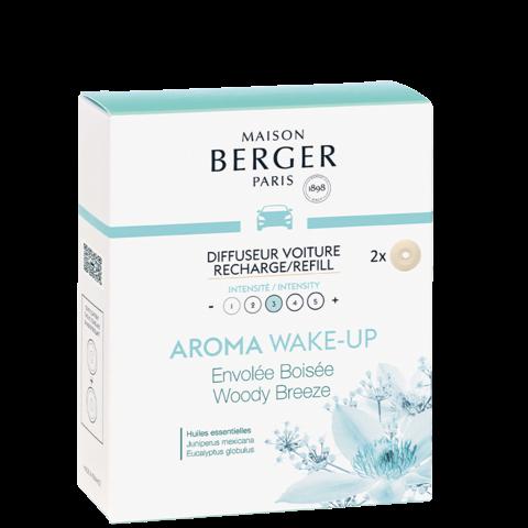 Aroma Wake-Up Car Diffuser Refills