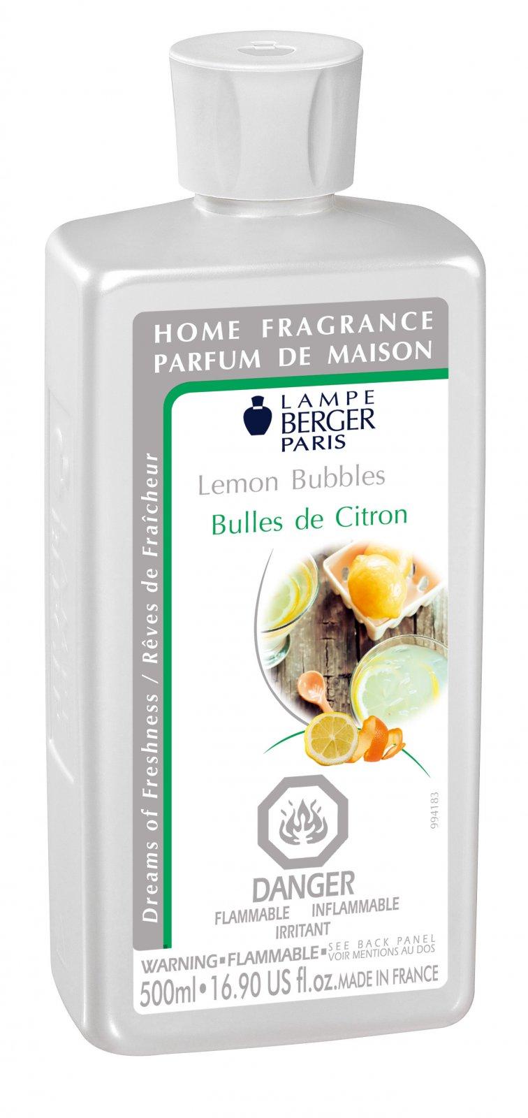Lemon Bubbles 500 ml