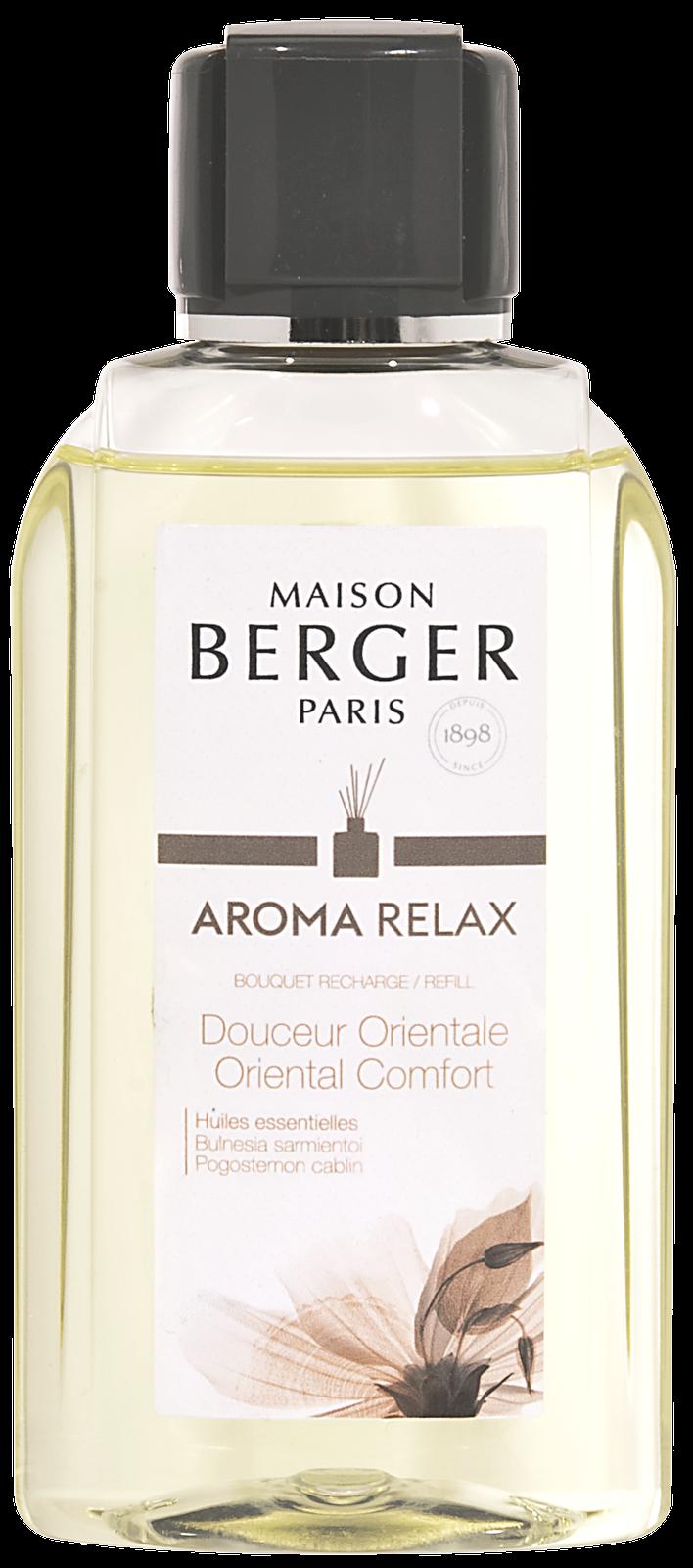 Aroma Relax Oriental Comfort 200 ml Refill