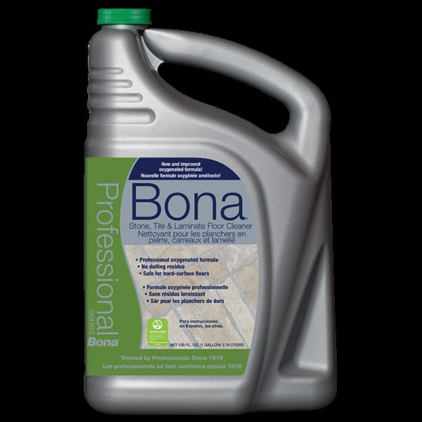 Bona Pro Series Stone, Tile, & Laminate Gallon Refill