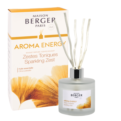 Aroma Energy Reed Diffuser