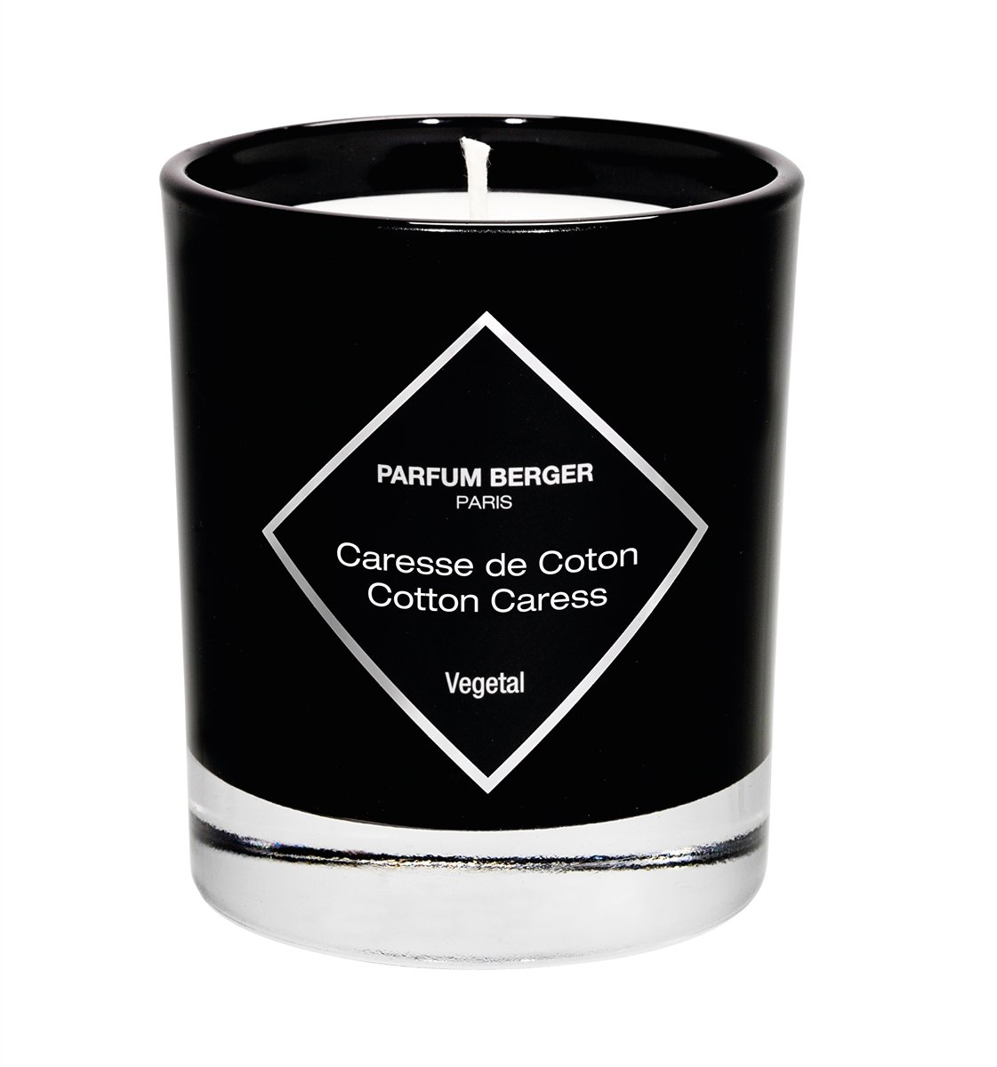 Cotton Caress Graphic Candle