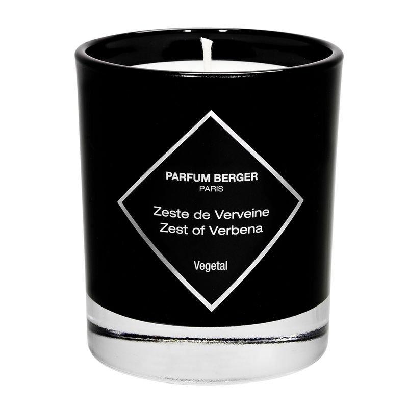 Zest of Verbena Graphic Candle