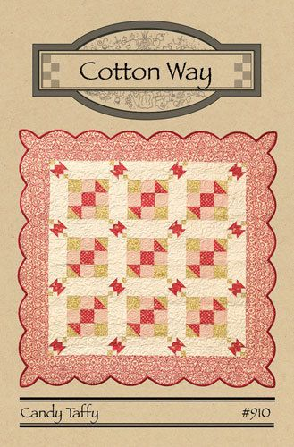 Candy Taffy Pattern by Cotton Way