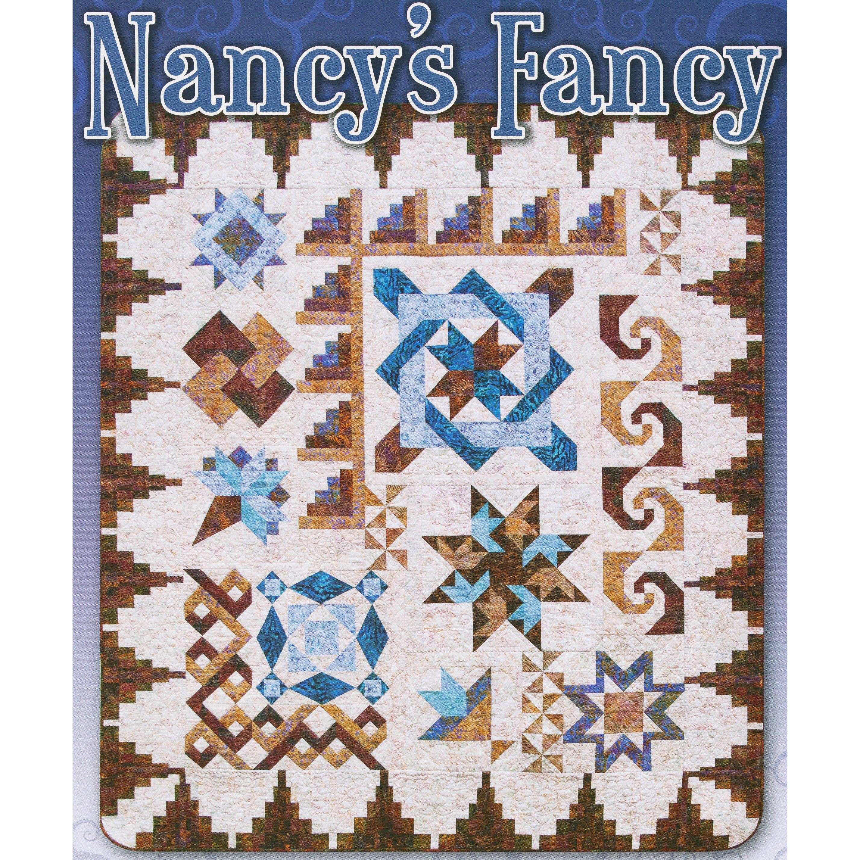 Nancy's Fancy Quilt