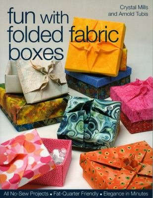 Fun with Folded Fabric Boxes Book