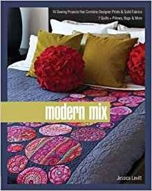 Modern Mix Book by Jessica Levitt