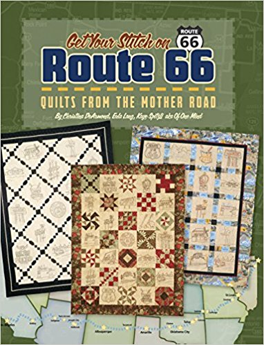 Get Your Stitch on Route 66 Book