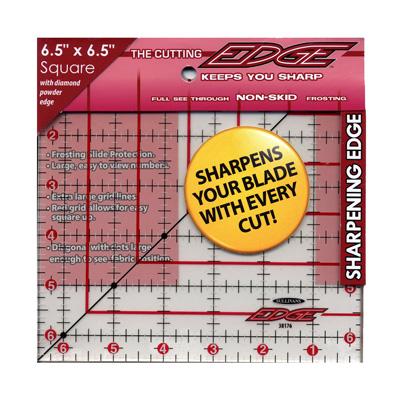 Edge - 6.5 x 6.5 Square Ruler