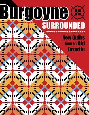 Burgoyne Surrounded Book by Linda Baxter Lasco