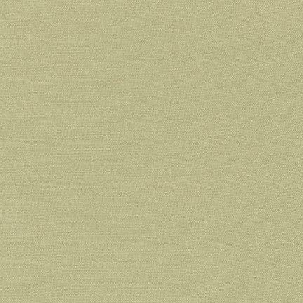 Kona Cotton Parsley Fabric