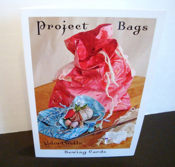 Sewing Cards - Project Bags by Valori Wells