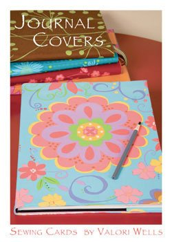 Sewing Cards - Journal Covers by Valori Wells