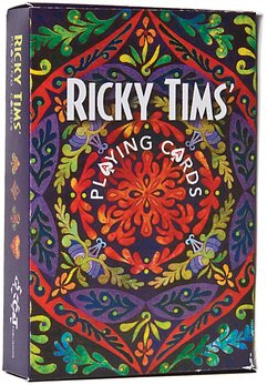 Ricky Tims' Playing Cards