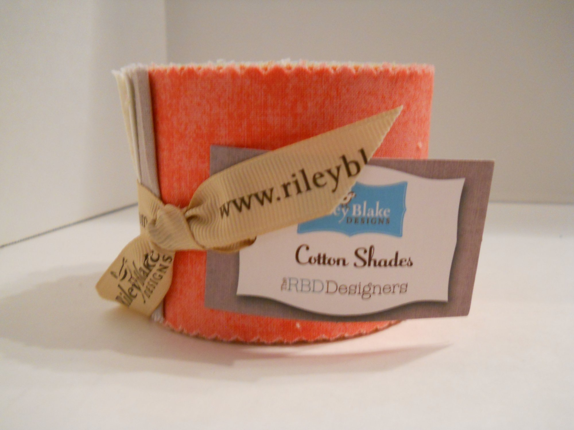 Rolie Polie - Cotton Shade Lights - 15 strips 2.5x 44