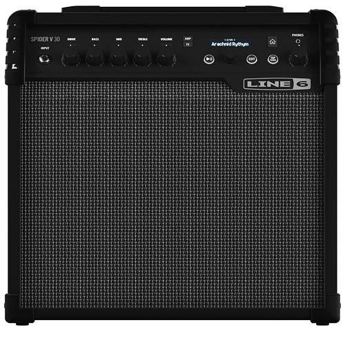 Line 6 Spider V 30 Guitar Amp with Modeling