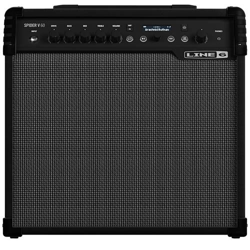 Line 6 Spider V 60 Guitar Amp with Modeling