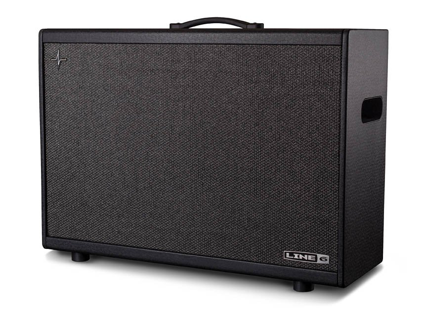 LINE 6 POWERCAB 212 PLUS ACTIVE 2X12 STEREO GUITAR CABINET FOR MODELING AMPS