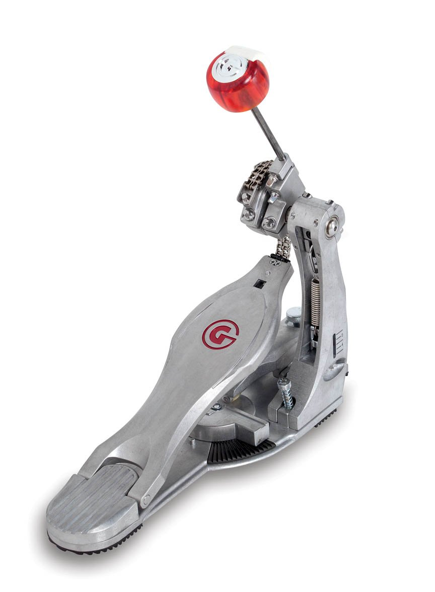 GIBRALTAR 9711GS SINGLE BASS DRUM PEDAL WITH CARRYING CASE