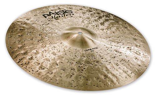 Paiste 20 Masters Dark Ride Cymbal