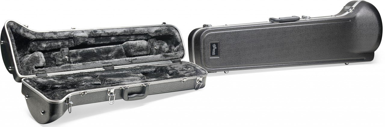 STAGG ABS-TB MOLDED ABS CASE FOR TROMBONE