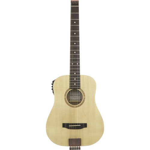 TRAVELER AG-105EQ AE TRAVELER GUITAR SOLID SPRUCE/MAHOGANY (MINT)