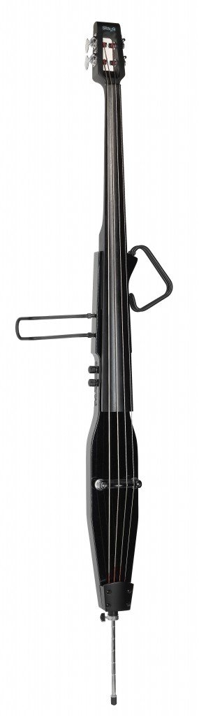 STAGG EDB-3/4 MBK ELECTRIC UPRIGHT BASS W/GIGBAG HONEY