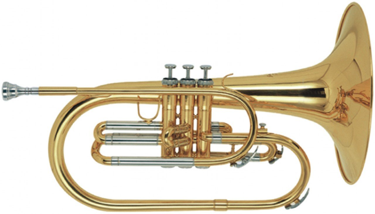 STAGG WS-MB225 F MARCHING MELLOPHONE BRASS