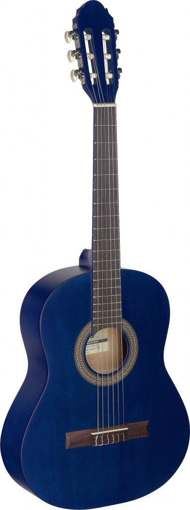 STAGG C430 M BLUE CLASSICAL GUITAR 3/4 SIZE BLUE