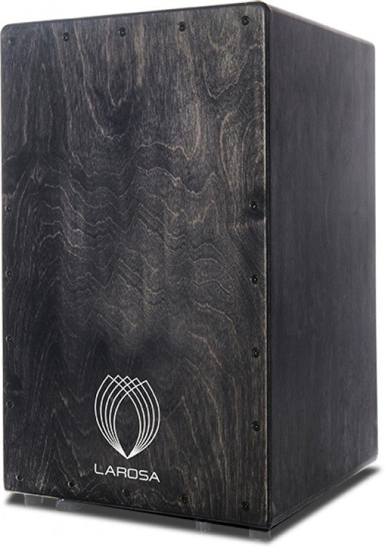 LA ROSA PERCUSSION CAJON BLACKIE