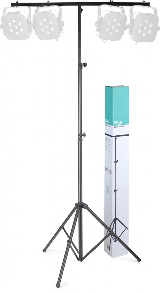STAGG LIS-0822BK LIGHTING STAND 1 TIER