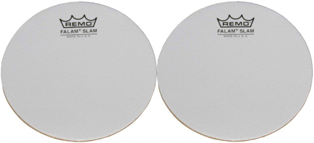REMO KS-0004-PH FALAM BASS DRUM SLAM PADS 2x4