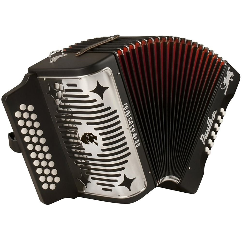HOHNER 3100FB PANTHER ACCORDION FA