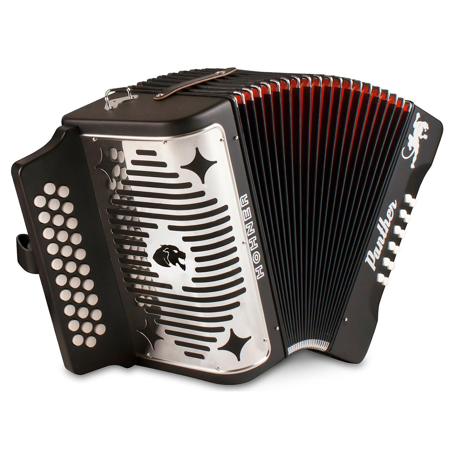 HOHNER 3100GB PANTHER ACCORDION SOL