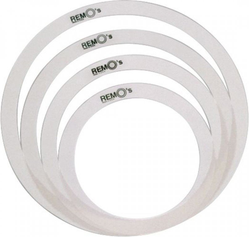 REMO RO-0236-00 TONE CONTROL DAMPENING RINGS 10/12/13/16