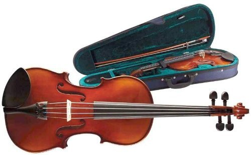 BAND VIOLIN 1/4 SIZE OUTFIT