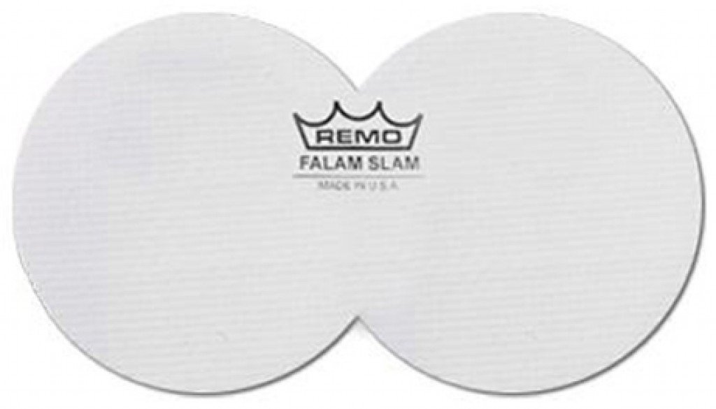 REMO KS-0006-PH FALAM DOUBLE BASS SLAM PAD 1x4