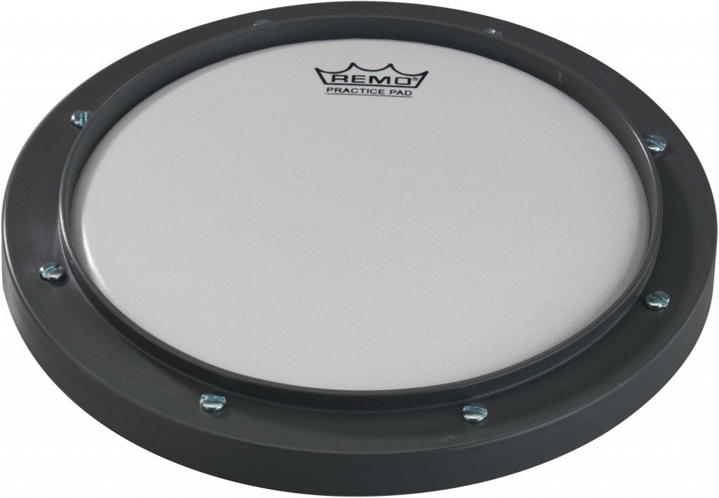 REMO RT-0008-00 PRACTICE DRUM PAD 8 (MOUNTABLE & TUNABLE)