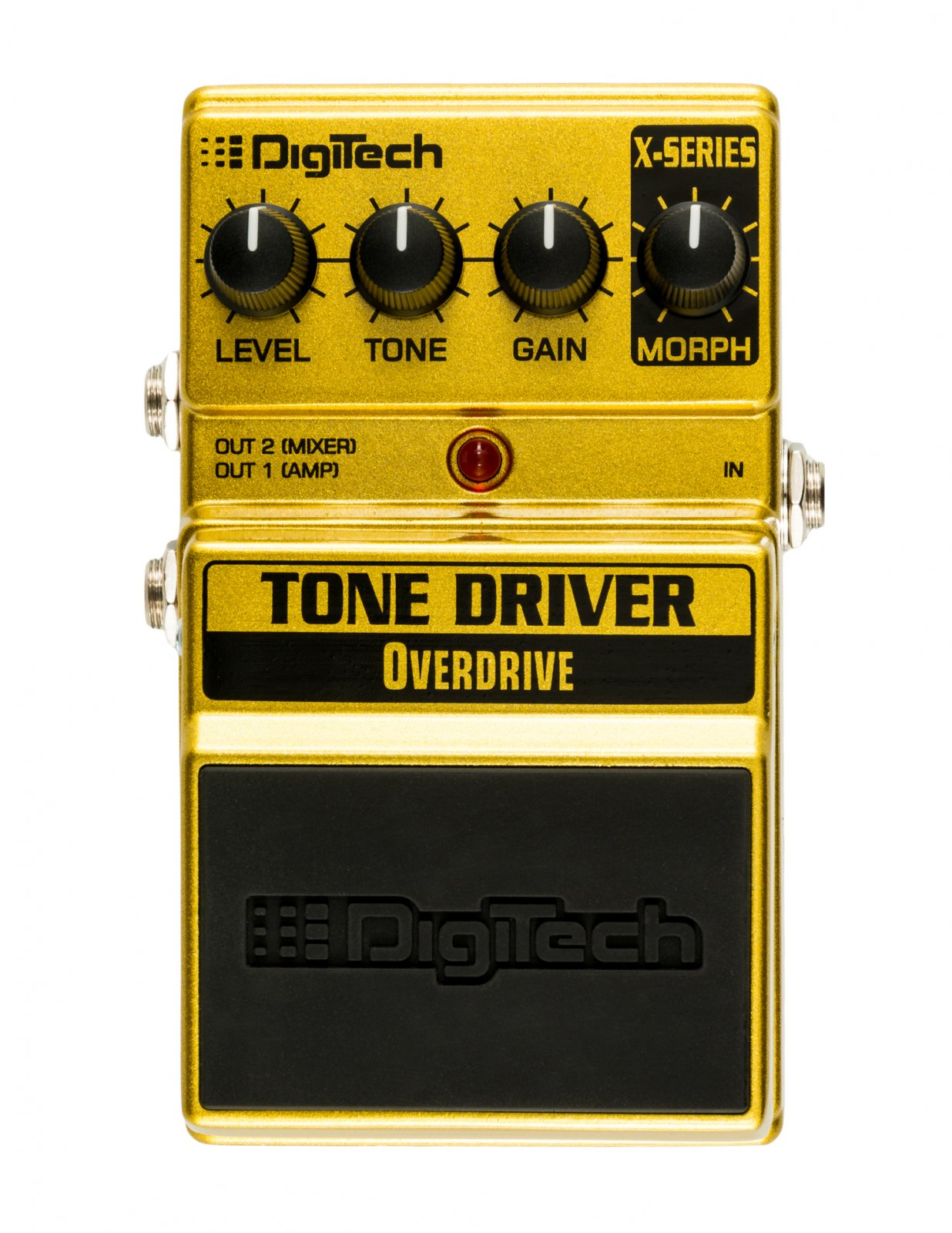 DIGITECH PEDAL X SERIES TONEDRIVER OVERDRIVE/DISTORTION