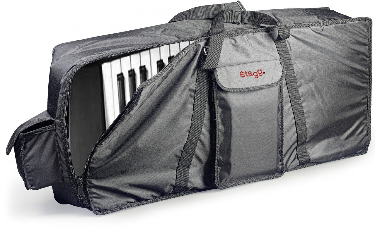 STAGG K10-099 KEYBOARD BAG FOR 61 KEY (39 x 16 x 6)