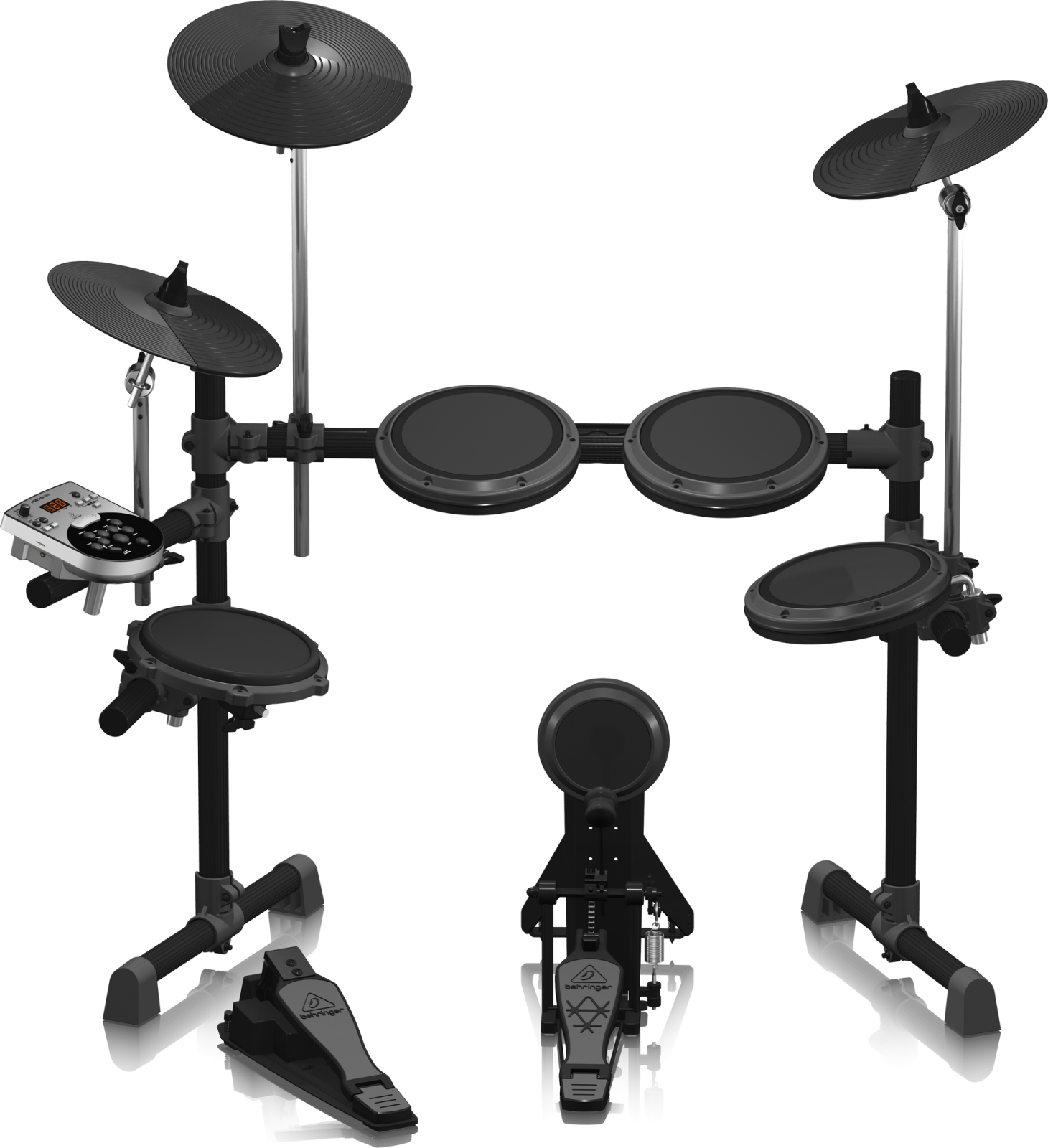 BEHRINGER XD8USB ELECTRONIC DRUM SET W/USB 110 SOUNDS