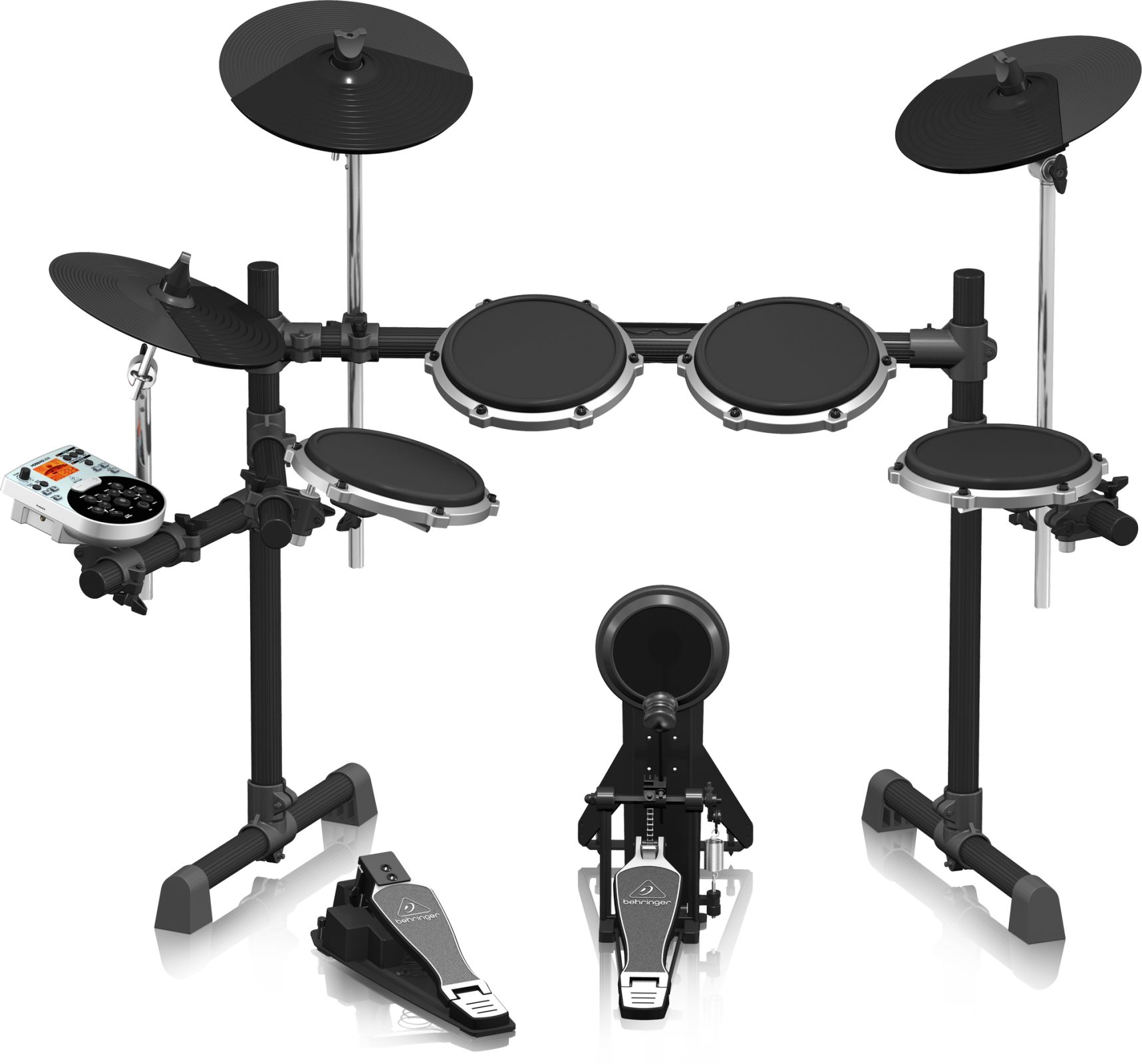 BEHRINGER XD80USB ELECTRONIC DRUM SET W/USB 240 SOUNDS