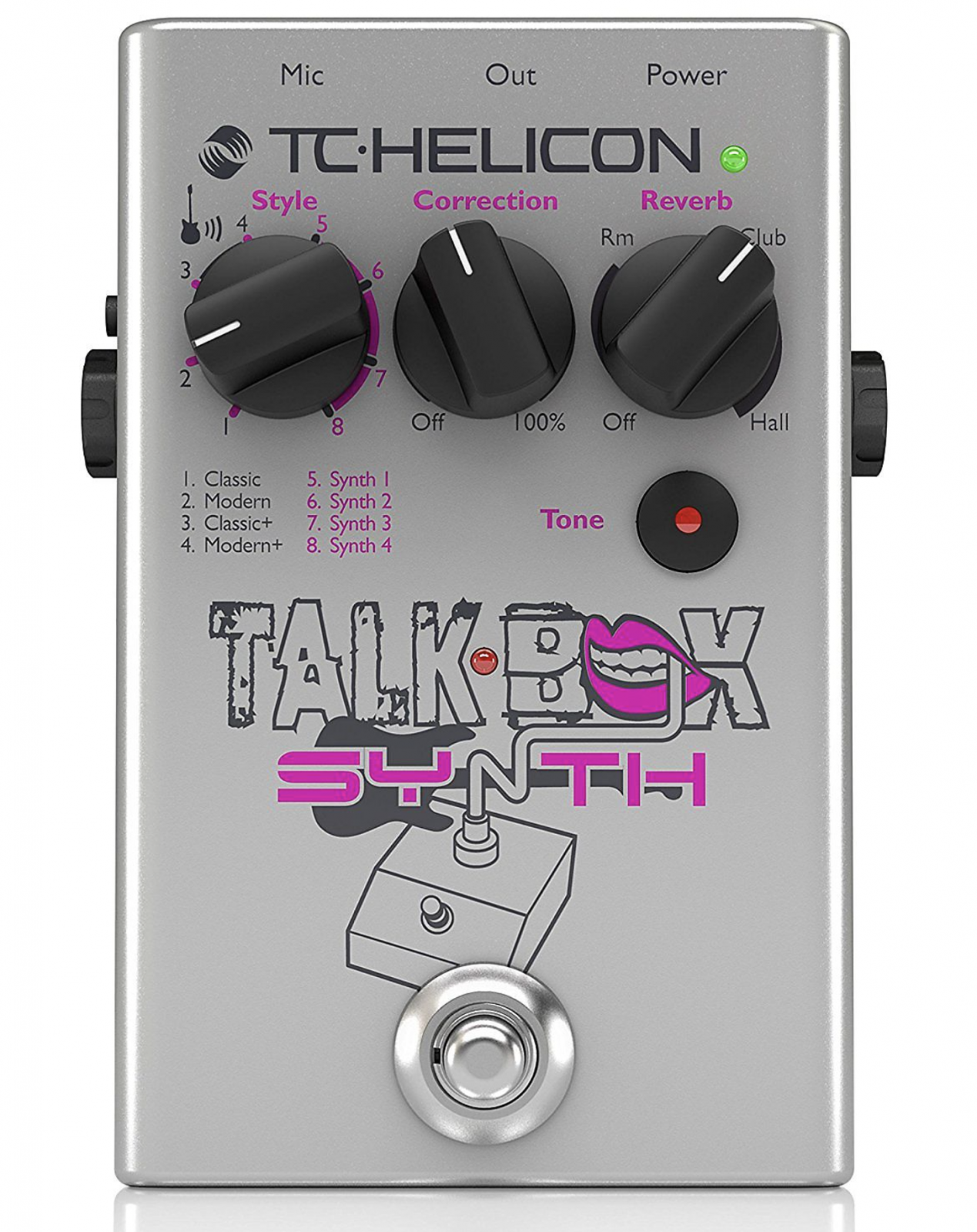 TC HELICON TALKBOX SYNTH (996016001)