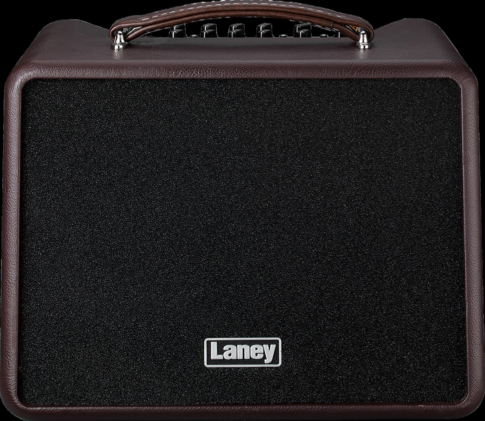 LANEY A-SOLO ACOUSTIC GUITAR AMPLIFIER 1x8 2 CHANNEL 60 WATTS W/DFX