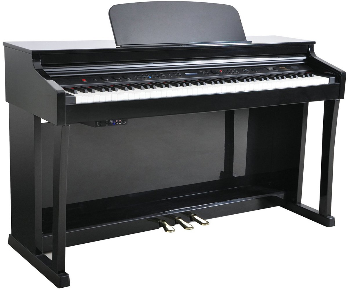 ARTESIA AP-120e DIGITAL UPRIGHT PIANO 88 KEY HAMMER ACTION